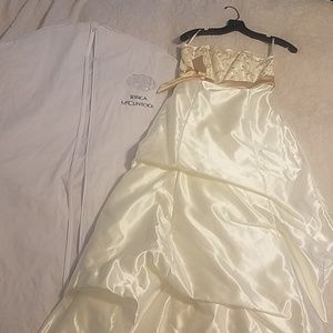 Size 5 Jessica McClintock Gown